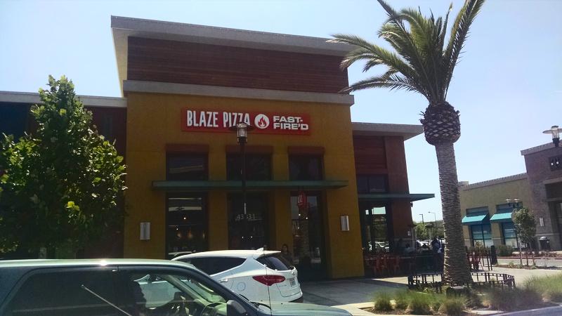 Restaurant Review: Blaze Pizza